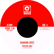 "Diamond Ortiz - Poster Girl - 7"" Vinyl"