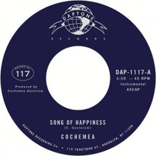 "Cochemea - Song Of Happiness - 7"" Vinyl"