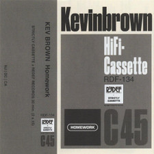 Kev Brown - Homework CSD - Cassette