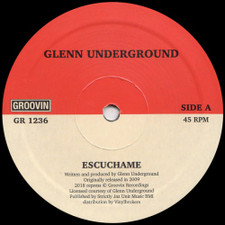 "Glenn Underground - Escuchame / Hi Tech Soul - 12"" Vinyl"