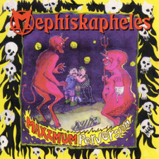 Mephiskapheles - Maximum Perversion CSD - Cassette