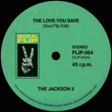 "Jackson 5 / Joy Lovejoy - The Love You Save / In Orbit (Edits) - 7"" Vinyl"