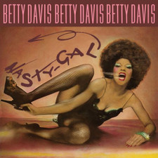 Betty Davis - Nasty Gal - LP Vinyl
