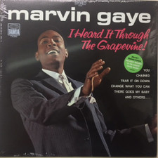 Marvin Gaye - I Heard I Through The Grapevine! - LP Vinyl