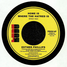 """Esther Phillips - Home Is Where The Hatred Is - 7"""" Vinyl"""