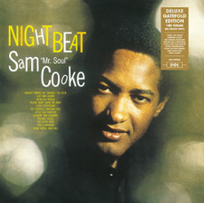 Sam Cooke - Night Beat - LP Vinyl