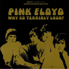 Pink Floyd - Why So Terribly Loud? - LP Colored Vinyl