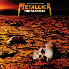 Metallica - Exit Sandman - LP Colored Vinyl