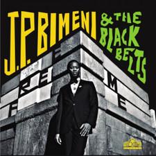 J.P. Bimeni & The Black Belts - Free Me - LP Vinyl