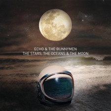 Echo & The Bunnymen - The Stars, The Oceans & The Moon - 2x LP Colored Vinyl