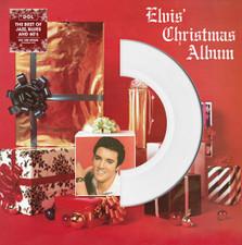 Elvis Presley - Elvis' Christmas Album (Die Cut Jacket) - LP Colored Vinyl
