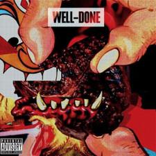 Action Bronson & Statik Selektah - Well-Done - 2x LP Colored Vinyl