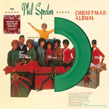Various Artists - The Phil Spector Christmas Album (Die Cut Jacket) - LP Colored Vinyl
