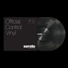 "Serato Performance Series - 10"" Control Vinyl Black - 2x 10"" Vinyl"