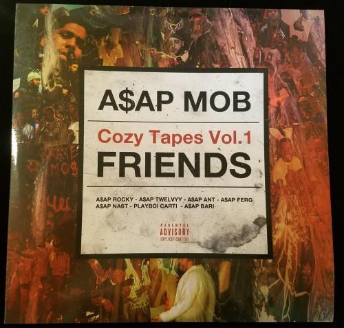 A$AP Mob - Cozy Tapes Vol  1: Friends - 2x LP Vinyl