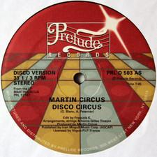 """Martin Circus - Disco Circus - 12"""" Vinyl"""