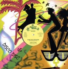 "Nadie La Fond - Three Way Situation - 12"" Vinyl"