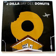 J Dilla - Donuts (Original Cover) - 2x LP Vinyl
