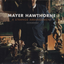 """Mayer Hawthorne - A Strange Arrangement Instrumentals - 12"""" Vinyl"""