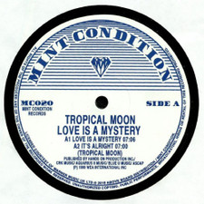 "Tropical Moon - Love Is A Mystery - 12"" Vinyl"