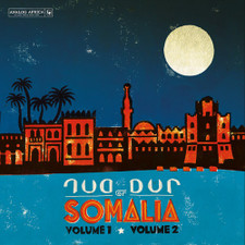 Dur-Dur Band - Of Somalia - Vol. 1 & Vol. 2 - 3x LP Vinyl