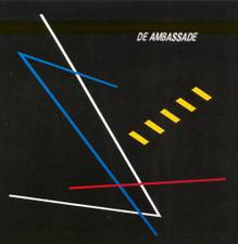 "De Ambassade - Wat Voel Je Nou - 7"" Colored Vinyl"