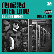 Joey Negro - Remixed With Love Vol. 3 Pt. 2 - 2x LP Vinyl