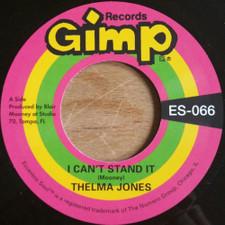 "Thelma Jones - I Can't Stand It - 7"" Vinyl"