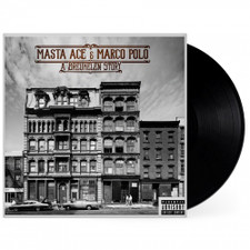 Masta Ace & Marco Polo - A Breukelen Story - 2x LP Vinyl