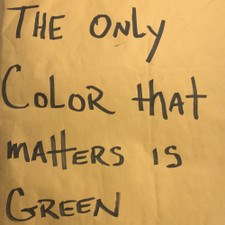 Pacewon & Mr. Green - The Only Color That Matters Is Green - LP Vinyl