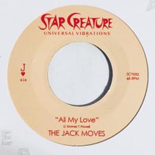 "The Jack Moves - All My Love / Seasons Change - 7"" Vinyl"
