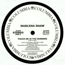 "Marlena Shaw - Touch Me In The Morning - 12"" Vinyl"