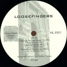 "Larry Heard - Loosefingers - 12"" Vinyl"