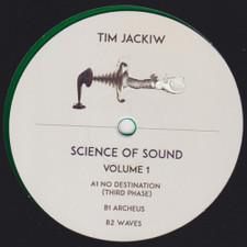 "Tim Jackiw - Science Of Sound Vol. 1 - 12"" Vinyl"
