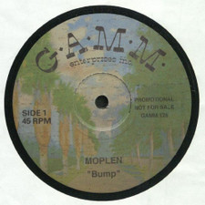 """Moplen - Bump / Know - 12"""" Vinyl"""