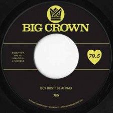 "79.5 - Boy Don't Be Afraid - 7"" Vinyl"