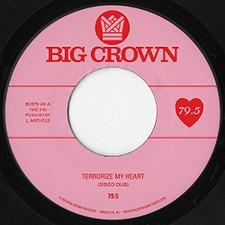 "79.5 - Terrorize My Heart (Disco Dub) - 7"" Vinyl"