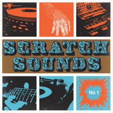 DJ Woody - Scratch Sounds No. 1 - LP Vinyl