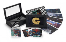 "GZA - Liquid Swords: The Singles Collection (Deluxe) - 4x 7"" Vinyl Box Set"