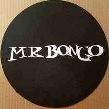 Mr. Bongo - Logo - Single Slipmat