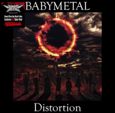 "Babymetal - Distortion RSD - 12"" Colored Vinyl"