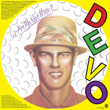 Devo - Q: Are We Not Men? A: We Are Devo! RSD - LP Picture Disc Vinyl
