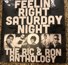 Various Artists - Feelin' Right Saturday Night: The Ric & Ron Anthology RSD - 2x LP Vinyl
