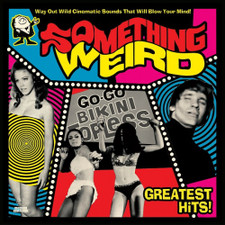 Various Artists - Something Weird Greatest Hits RSD - 2x LP Vinyl