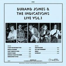 Durand Jones & The Indications - Live Vol. 1 RSD - LP Colored Vinyl