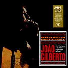 Joao Gilberto - Brazil's Brilliant - LP Vinyl