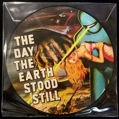 Bernard Herrmann - The Day The Earth Stood Still (Original Motion Picture  Soundtrack) - LP Picture Disc Vinyl