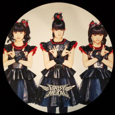 Babymetal - 3 - Single Slipmat