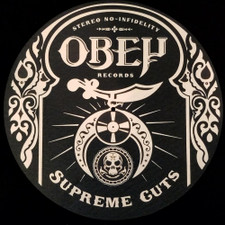 Obey Records - Supreme Cuts - Single Slipmat