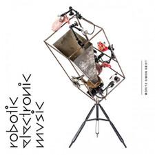 Moritz Simon Geist - Robotik Electronic Music - LP Vinyl